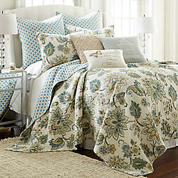 Levtex Home Victoria Reversible Quilt Set