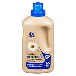 Ecomax 1.5-Liter 4X Hypoallergenic Laundry Detergent