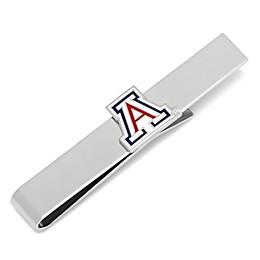 University of Arizona Silver-Plated and Enamel Tie Bar
