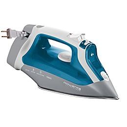 Rowenta® AccessSteam™ Cord Reel Iron in Blue
