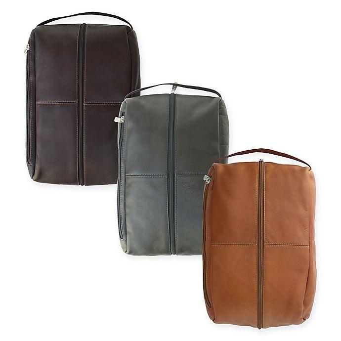 Piel Leather Classic Deluxe Shoe Bag