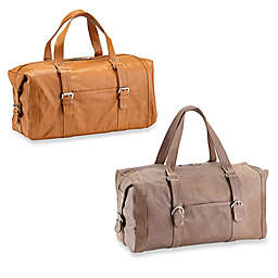 Piel Leather® Alaska Satchel with Buckles