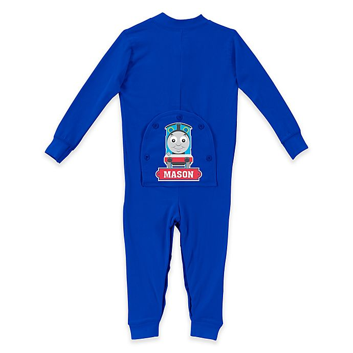 Alternate image 1 for Thomas & Friends™ Size 2T Pajamas in Blue