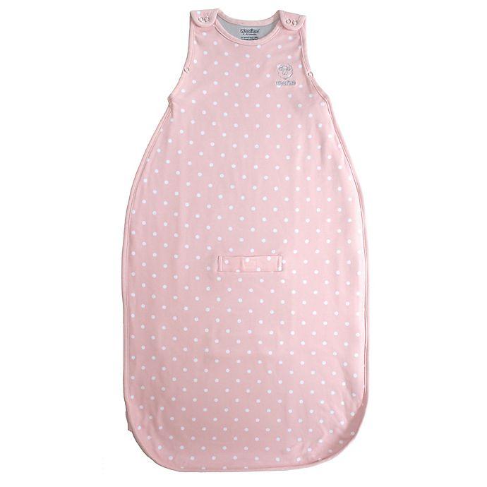 Alternate image 1 for Woolino® 4 Season Baby Sleep Bag in Rose