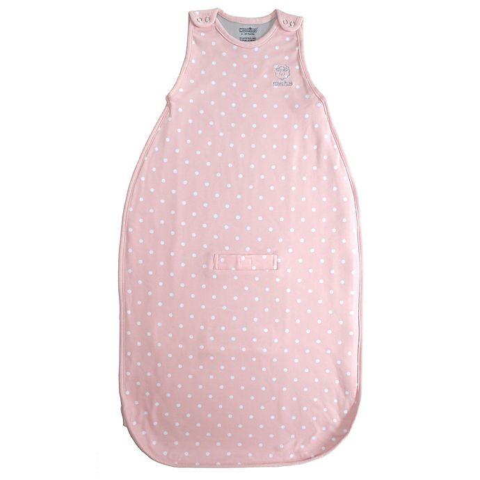 Alternate image 1 for Woolino® 4 Season Toddler Sleep Bag in Rose