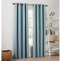 Priella Grommet Top Window Curtain Panel