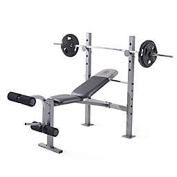 Gold's Gym XR 6.1 Standard Weight Bench