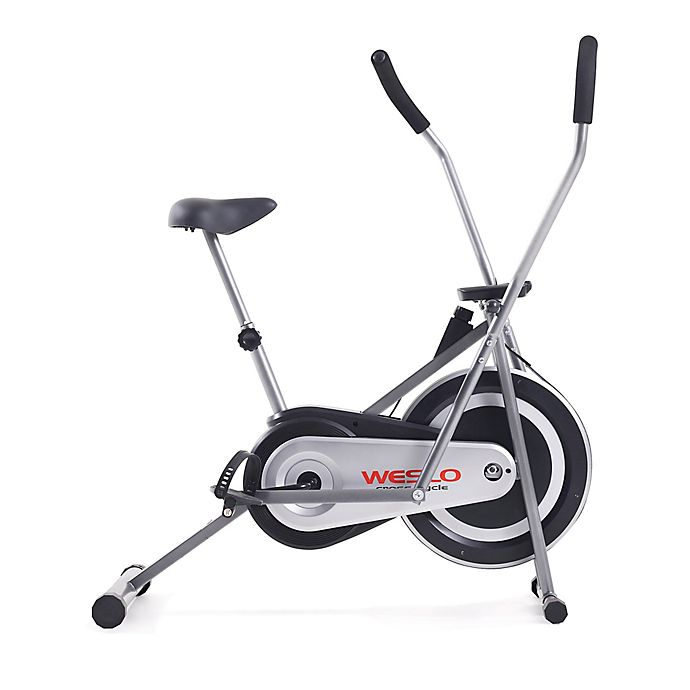 Alternate image 1 for Weslo® Cross Cycle Upright Exercise Bike in Black