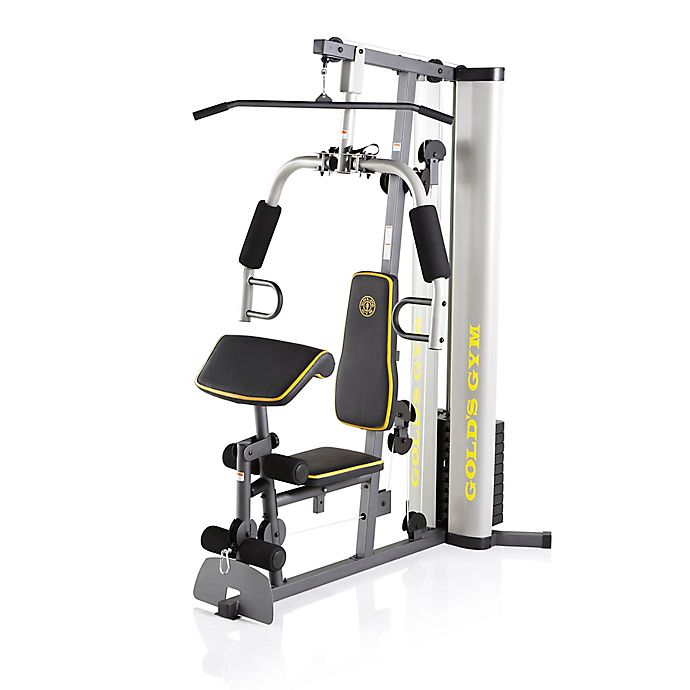 Alternate image 1 for Gold's Gym XR 55 Home Gym