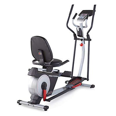 ProForm® Hybrid Pro Elliptical and Recumbent Bike