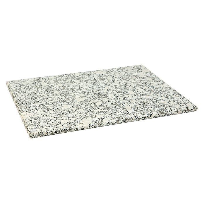 Hds Trading Granite Cutting Board In White Bed Bath Beyond
