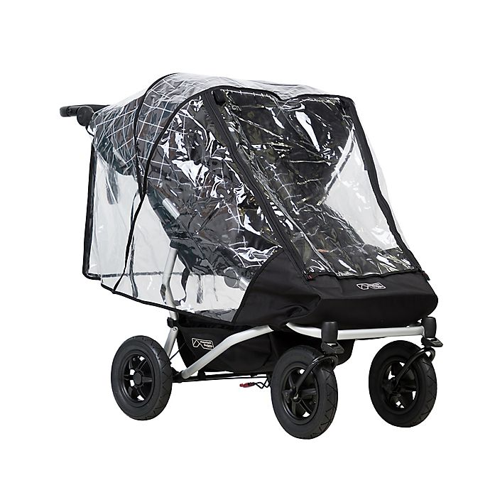 Alternate image 1 for Mountain Buggy® Duet Double Storm Cover