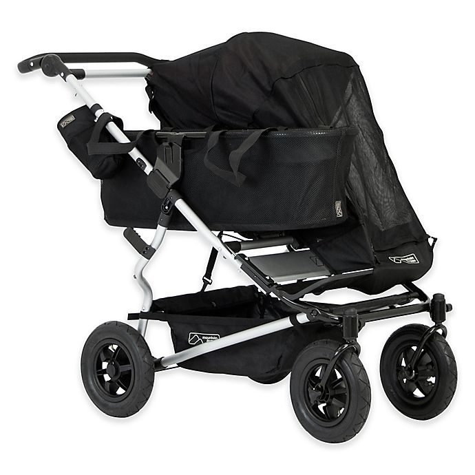 Alternate image 1 for Mountain Buggy® Duet Single Sun Cover