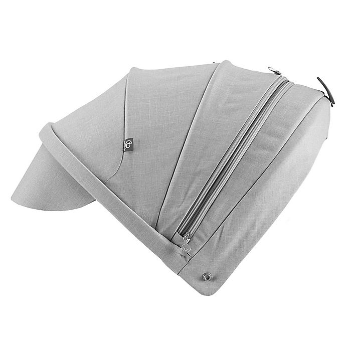 Alternate image 1 for Stokke® Scoot™ Canopy in Grey Melange