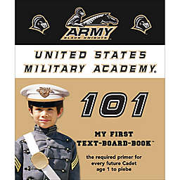 Army 101: My First Text-Board-Book