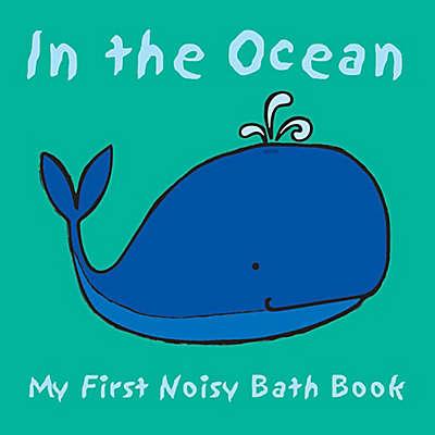 """In the Ocean"" Bath Book by Caroline Davis"