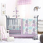 The Peanut Shell® Little Peanut 4-Piece Crib Bedding Set in Lilac