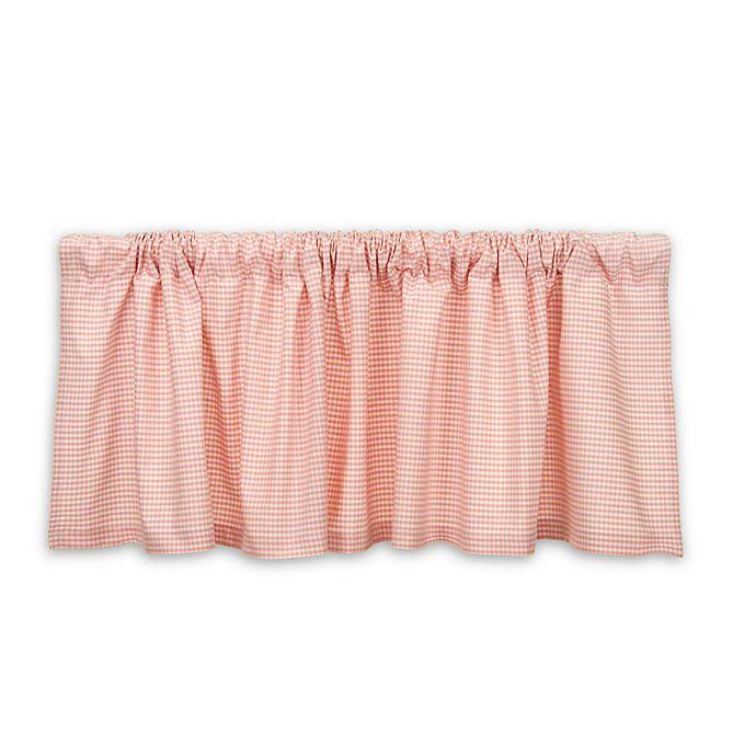 Alternate image 1 for Glenna Jean Cottage Rose Window Valance in Pink