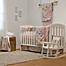 Part of the Lolli Living™ Enchanted Garden Crib Bedding Collection