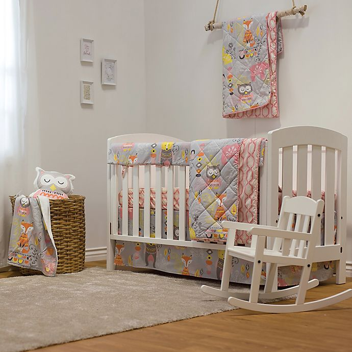 Alternate image 1 for Lolli Living™ Enchanted Garden Crib Bedding Collection