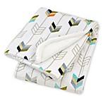 Just Born® Advenutre Arrows Plush Blanket