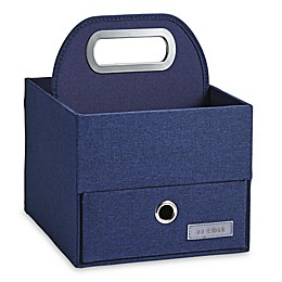 JJ Cole® Diaper Caddy in Navy