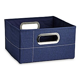 JJ Cole® 6.5-Inch Storage Box in in Navy