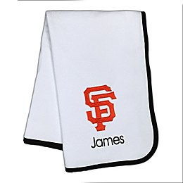 Designs by Chad and Jake MLB San Francisco Giants Baby Blanket
