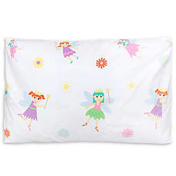 Olive Kids Fairy Princess Multicolor Toddler Pillowcase