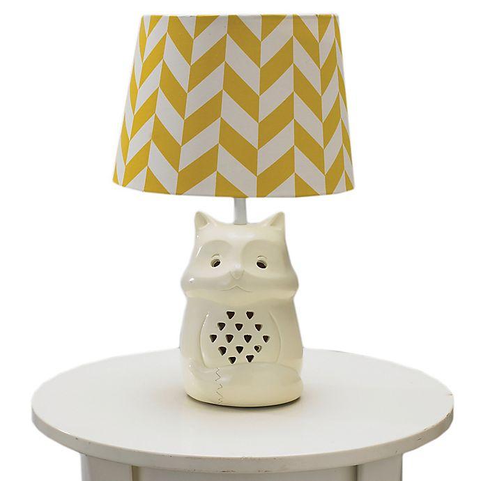Alternate image 1 for Living Textiles Fox Lamp Base
