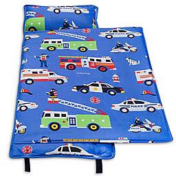 Olive Kids Heroes Microfiber Nap Mat in Blue