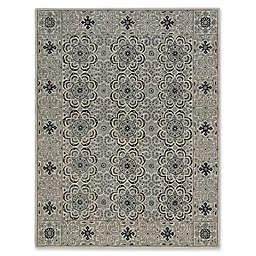 Capel Rugs Smyrna-Palais Rug in Grey