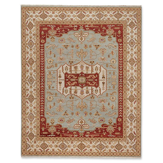 Alternate image 1 for Capel Rugs Biltmore Plant Voyage 5-Foot 6-Inch x 8-Foot 6-Inch Multicolor Rug