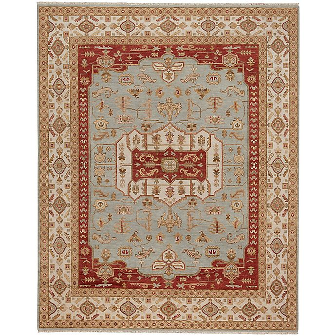 Alternate image 1 for Capel Rugs Biltmore Plant Voyage 8-Foot 6-Inch x 11-Foot 6-Inch Multicolor Rug