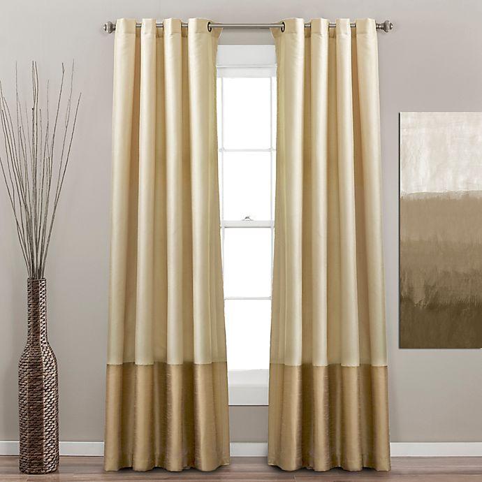 Alternate image 1 for Circle Dream 84-Inch Rod Pocket Window Curtain Panel Pair (Single)