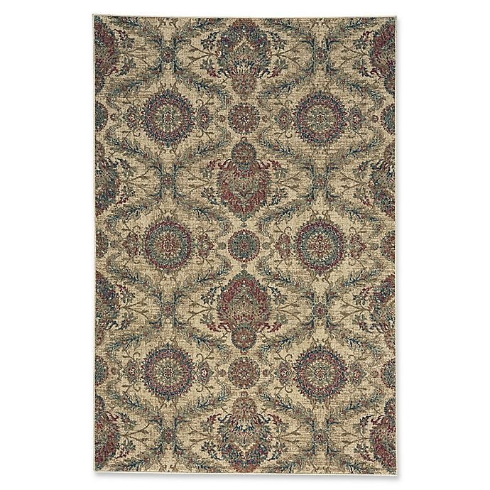 Alternate image 1 for Capel Rugs Cedar Creek Ushak Indoor/Outdoor Rug