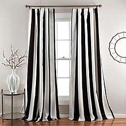 Wilbur 84-Inch Room Darkening Window Curtain Panel Pair (Single)