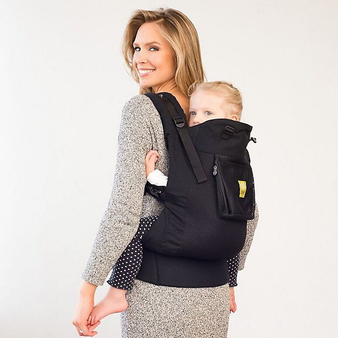 Alternate image 1 for Líllébaby® Carryon Airflow Toddler Carrier