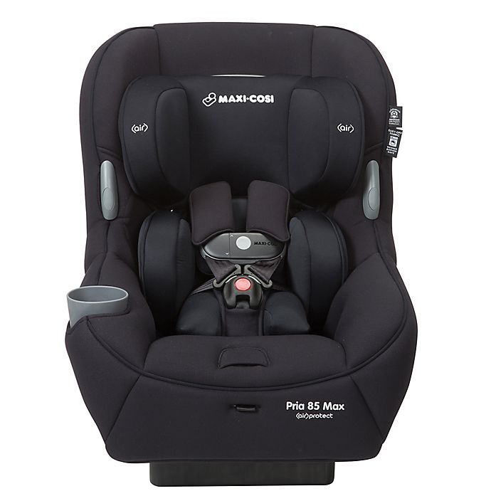 Alternate image 1 for Maxi-Cosi® Pria™ 85 Max Convertible Car Seat in Night Black