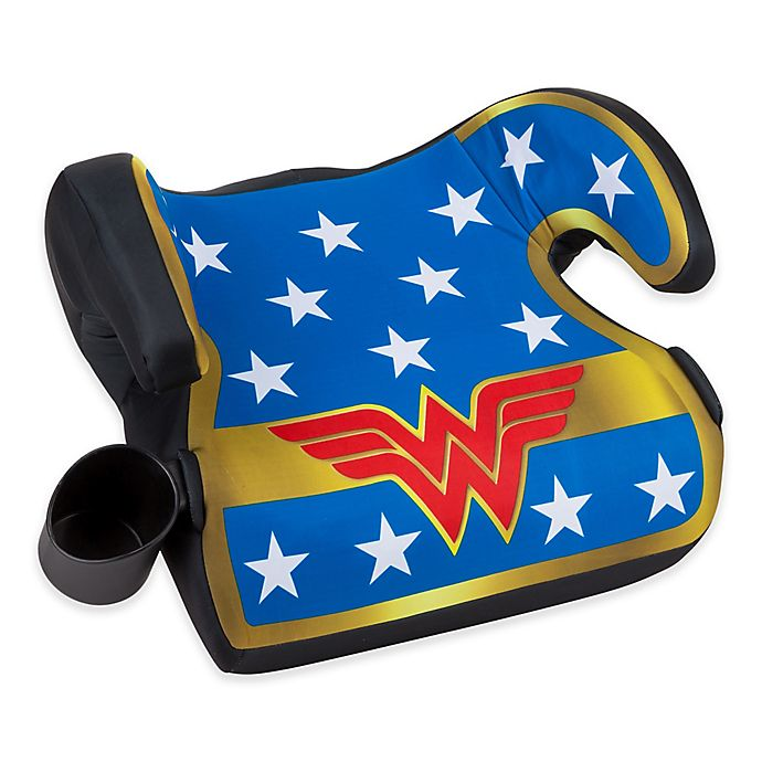 Wonder Woman Backless Booster Car Seat View A Larger Version Of This Product Image