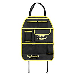 KidsEmbrace DC Comics Batman Deluxe Backseat Organizer