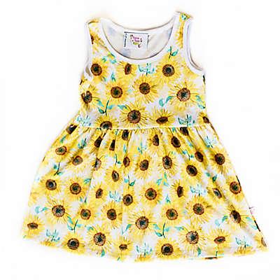 Pickles N' Roses™ Sunflower Day Dress