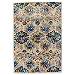 Capel Rugs Bethel-Diamond Indoor/Outdoor Area Rug