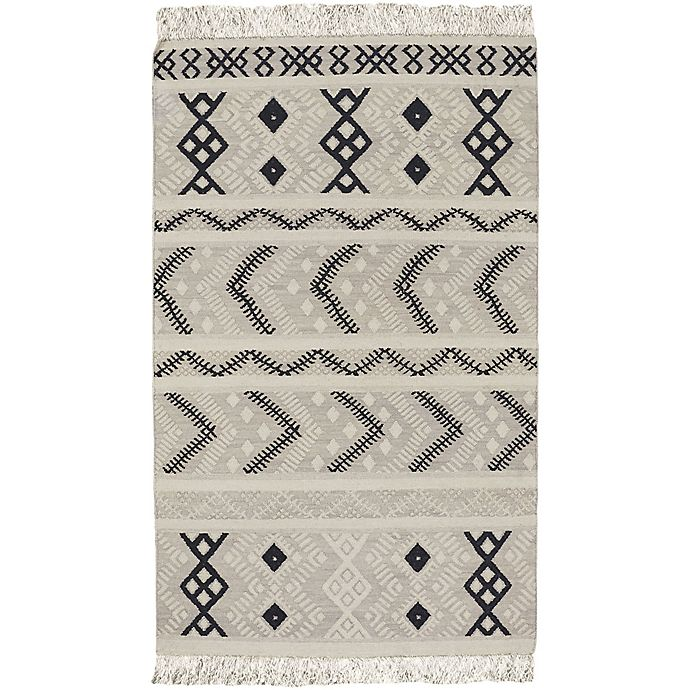 Alternate image 1 for Capel Rugs Genevieve Gorder Abstract 7-Foot x 9-Foot Area Rug in Beige