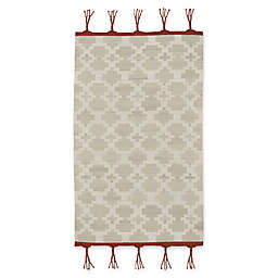 Capel Rugs Genevieve Gorder Hyland 5-Foot x 8-Foot Area Rug in Grey