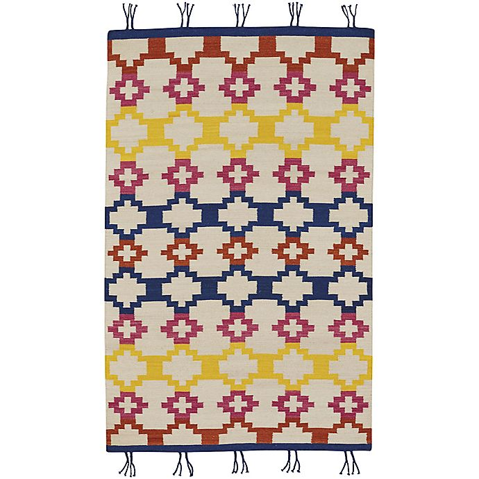Alternate image 1 for Capel Rugs Genevieve Gorder Hyland 7-Foot x 9-Foot Multicolor Area Rug