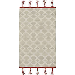 Capel Rugs Genevieve Gorder Hyland 7-Foot x 9-Foot Area Rug in Grey