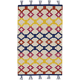 Capel Rugs Genevieve Gorder Hyland 8-Foot x 11-Foot Multicolor Area Rug