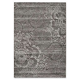Capel Rugs Channel Circles Rug in Grey