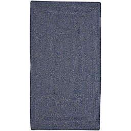 Capel Rugs Candor 3-Foot x 5-Foot Indoor/Outdoor Area Rug in Blue